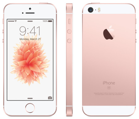 Minimo Historico! iPhone SE 32GB en los 3 colores por sólo 299€ (Oferta Cupon Descuento)