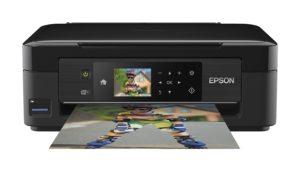¡CHOLLASTICO! Impresora Multifunción Epson XP-432 WiFi y táctil por 49.9€ (Oferta Cupon Descuento)