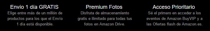 ¡OFERTA! Hazte Amazon premium durante un mes GRATIS (Oferta Cupon Descuento)