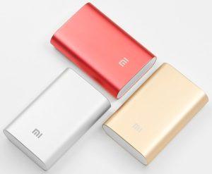 ¡GANGA! Xiaomi Power Bank 10000mAh a 11€ (Oferta Cupon Descuento)