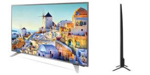 ¡GUAU! Smart TV LG 60UH650V UltraHD 4K 60″ casi 500€ de ahorro