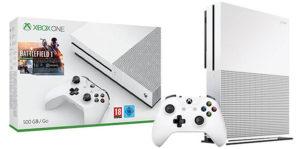 REGALAZO! Xbox One S 500GB + Battlefield 1 por 249€