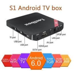 ¡PRECIAZO! Android TV Box por sólo 23,99€