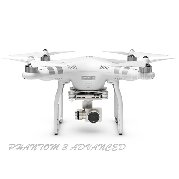 DJI Phantom 3 Advanced por 494€