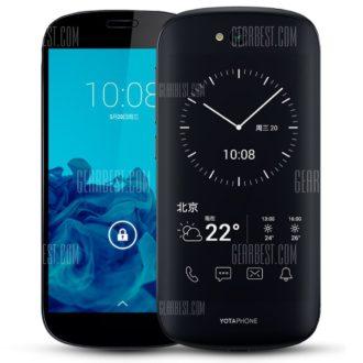 ¡Chollo! Smartphone Yotaphone 2, terminal con dos pantallas, por 117 euros (Oferta Cupon Descuento)
