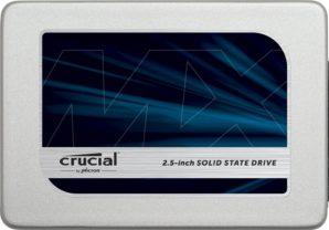 ¡OFERTON! SSD Crucial MX300 525GB por 107€