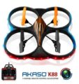 ¡A VOLAR! Quadcopter AKASO K88 por 42,49€
