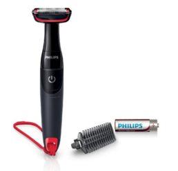 ¡CHOLLO! Afeitadora Corporal Philips – Inalámbrica y Resistente al agua por 16.9€