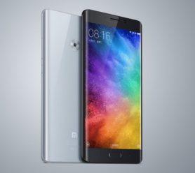 Preciazo minimo historico! Xiaomi Mi Note 2 de 6/64GB a 220€ con 2 años de garantia en España