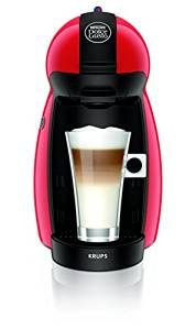 ¡GANGA! Cafetera Krups Dolce Gusto Piccolo por 34€!! (Oferta Cupon Descuento)
