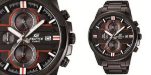 ¡OFERTON! Reloj Casio Edifice EFR-543BK-1A4VUEF por 89€ (Oferta Cupon Descuento)