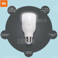 PRECIAZO ! Bombilla inteligente Xiaomi por 10€