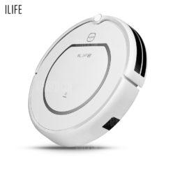 OFERTON desde EU! Robot Aspirador iLife por 81€