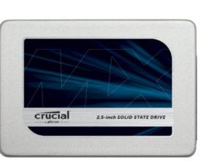 AMAZON BLACK! SSD Crucial MX300 750GB por 129 Euros