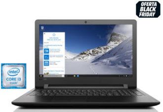 MEDIAMARKT BLACK! Portatil Lenovo i3-6100U 8GB 1TB por 299 Euros (Oferta Cupon Descuento)