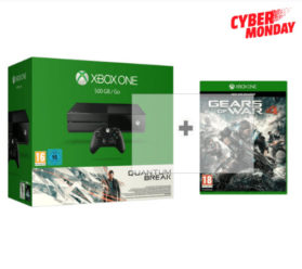 CYBER MediaMarkt! XBOX One + 2 juegos por 199 Euros
