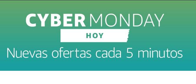 CYBER MONDAY! Especial Amazon (Oferta Cupon Descuento)