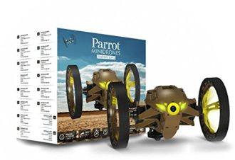 Chollo amazon! Parrot MiniDrone Jumping Sumo por 59€ (Oferta Cupon Descuento)