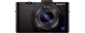 AMAZON BLACK! Gama Alta Sony DSCRX100 Camara compacta 20.2 MP por 387 Euros