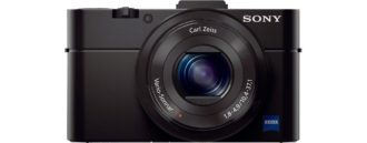AMAZON BLACK! Gama Alta Sony DSCRX100 Camara compacta 20.2 MP por 330€ (Oferta Cupon Descuento)