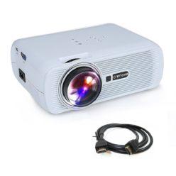PRECIAZO AMAZON ! Proyector 1200 Lumens HDMI USB VGA SD por 59 Euros