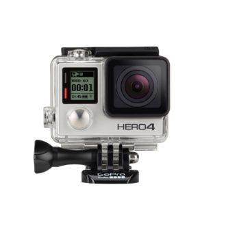 BLACK FRIDAY AMAZON! GoPro Hero 4 Silver por 219 euros (Oferta Cupon Descuento)