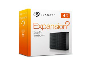 CHOLLO AMAZON! Seagate Expansion 4TB por 115 Euros (Oferta Cupon Descuento)