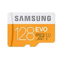 Solo 100 unidades! Tarjeta SAMSUNG EVO de 128GB por 33€ con 2 años de garantia en España