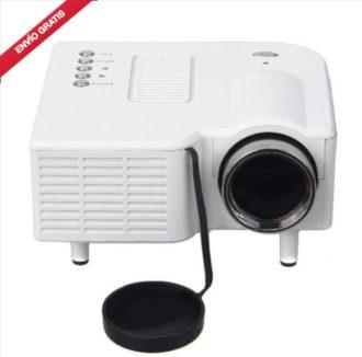 PRECIAZO ! Mini proyector LED HDMI VGA por 24 Euros Desde España (Oferta Cupon Descuento)