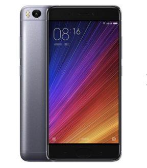 Precio Minimo ! Xiaomi Mi5S NEGRO 3/64GB por 235€ (Oferta Cupon Descuento)
