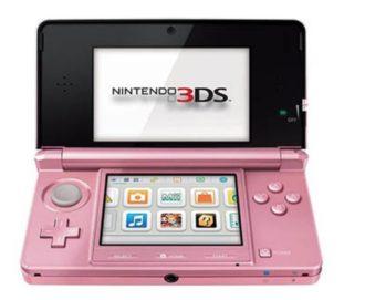 BLACK EBAY! Nintendo 3DS rosa por 95 Euros (Oferta Cupon Descuento)