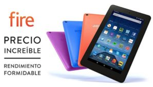 Chollo Amazon! Kindle Fire 7