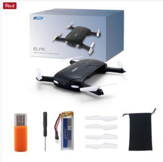 Preciazo! Drone JJRC H37 SELFIE por 31€ (Oferta Cupon Descuento)