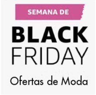 BLACK FRDAY! Moda Amazon descuentos del 60% (Oferta Cupon Descuento)