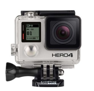 BLACK FRIDAY AMAZON! Impresionante GoPro Hero4 Black por 259 Euros (Oferta Cupon Descuento)