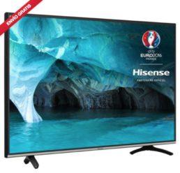 EBAY BLACK FRIDAY! TV Hisense 4K UHD 49″ 800hz por 409 Euros