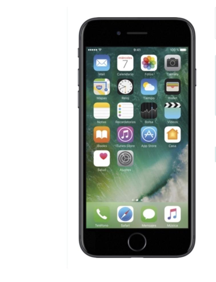 Vuelve el chollo Amazon! Apple iPhone 7 por 504€
