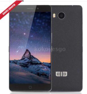 SUPER PRECIO BLACK! Elephone P9000 4gb de RAM desde España por 159 Euros (Oferta Cupon Descuento)
