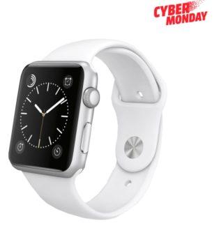 Cyber Monday MediaMarkt! Apple Watch 42mm por 249 Euros (Oferta Cupon Descuento)