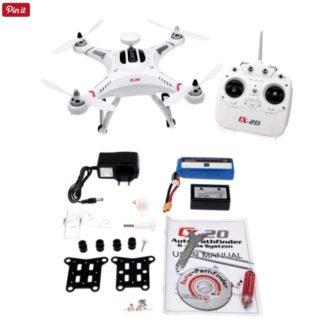 CHOLLAZO! DRONE GPS + Kit Go Pro Cheerson Cx20 con envio desde EU por 144 Euros (Oferta Cupon Descuento)