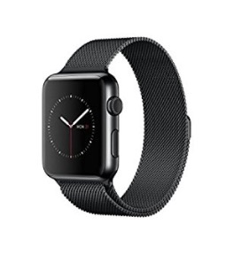 Chollo Amazon! Apple Watch Acero y Zafiro 38mm + Correa Milanesse por 299€ (Oferta Cupon Descuento)