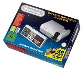 Chollo Amazon! Nintendo Classic NES mini por 53€ Pocas unidades
