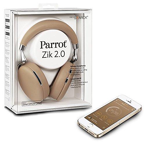 Chollo Amazon! Auriculares Gama Alta Parrot Zik 2 por 135€ (Oferta Cupon Descuento)