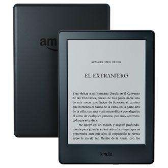 Oferta Especial! Kindle E-reader de Amazon por 74€ (Oferta Cupon Descuento)