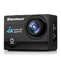 Chollazo! Camara Excelvan Q8 4K por 39€