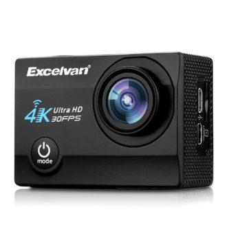 Chollazo! Camara Excelvan Q8 4K por 39€ (Oferta Cupon Descuento)