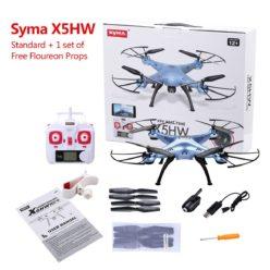 Regalo Reyes! Drone Syma X5HW con camara por 39€