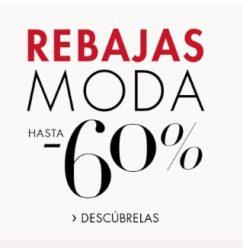 REBAJAS MODA – AMAZON hasta un -60% + un 10% adicional