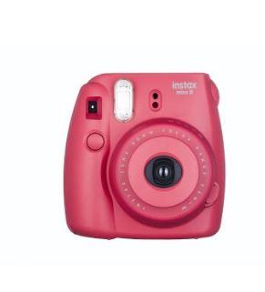 Chollo Amazon PRIME! Camara Fujifilm Instax Mini 8 por 65€ (Oferta Cupon Descuento)