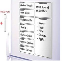 OFERTAFLASH! Tablero magnetico CKB LTD para nevera por 12,79€